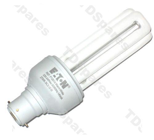 Mem Light Bulbs: 3 Pin Bulb, Eaton MEM BC3 Bayonet Cap, New Builds, Energy Saving Light Bulb,  20w 220-240v, Lamp Has 3 Prongs For The Latest Fittings In Newer Properties  | ...,Lighting