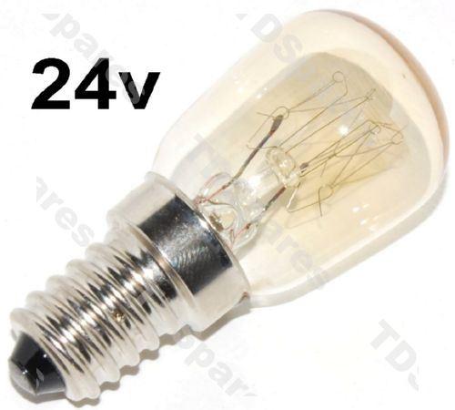 TO FIT ZANUSSI REFRIGERATOR 15W 25W E14 SES LAMP LIGHT BULB FRIDGE FREEZER 242