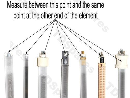Bar Heater Heating Element