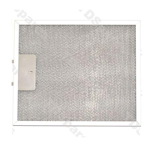 Cooker Hood Grease Filter Aluminium With Metal Mesh