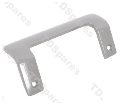 Logik Ltl55s12 Fridge Freezer Door Handle Silver Grey