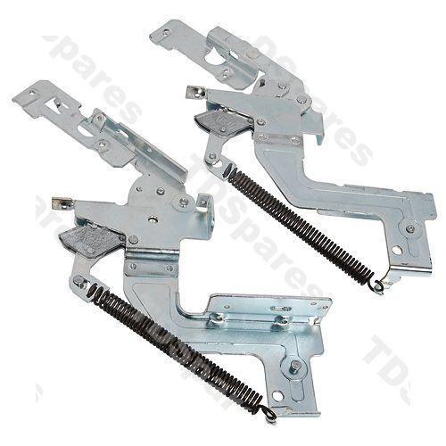 Zanussi Electrolux Tricity Bendix Dishwasher Left And