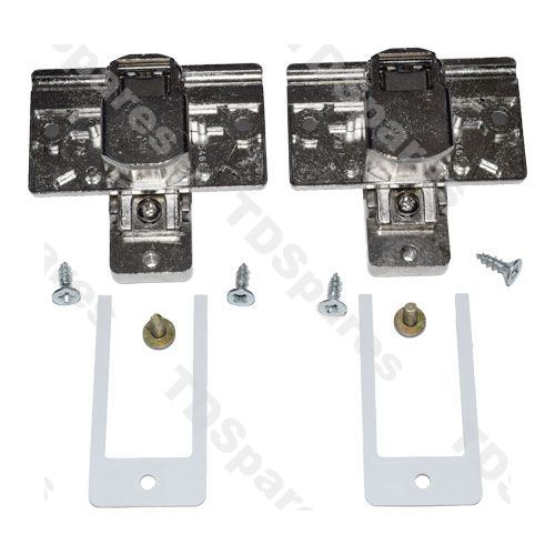 Bosch Wet2820 Wfe2021gb V4280w1 Door Hinge Kit Pair For