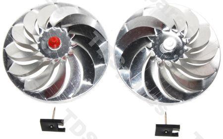 Suncrest Dimplex Electric Fire Flicker Vane Spinners