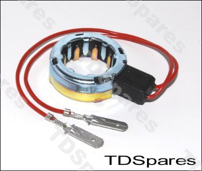 Hoover candy p40 p55 type motor tacho coil washing machine for Washing machine motor parts