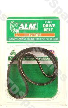 Length 56cm 22 Flymo Power Compact 330 Power Compact 400 Lawnmower Drive Belt