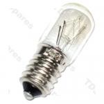 x2 for DIPLOMAT 15W E14 300deg Oven Cooker Heat Resistant Light Bulbs High Temp
