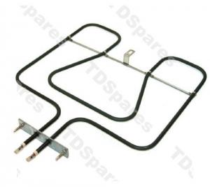 Zanussi ZCM640W Oven Grill Element Heater, 230-240v 1650