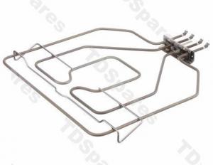 Bosch HBA23B150B Grill Element Dual, Top Heater For Built