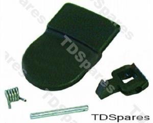 Philips Awb163 Awb165 Tumble Dryer Door Handle Kit With