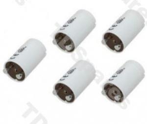 Fluorescent Tube Bulb Starter 100w 125w Pack Of 5