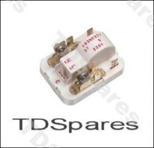 Fridge Freezer Compressor Start Relay Danfoss 103n0021