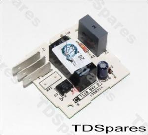 Hotpoint Indesit Proline Tumble Dryer Motor Start Pcb