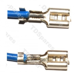 high quality crimping tool for uninsulated push on terminals. Black Bedroom Furniture Sets. Home Design Ideas