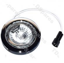 12v 20w G4 Halogen Clear Capsule Bulb X 2 12 Volt 20