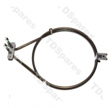 Bosch HBN131250A HBN131250B Fan Oven Element Heater Ring