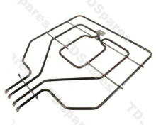 TECNIK TKC8085 Top Grill Element For Built In Oven, 2200W